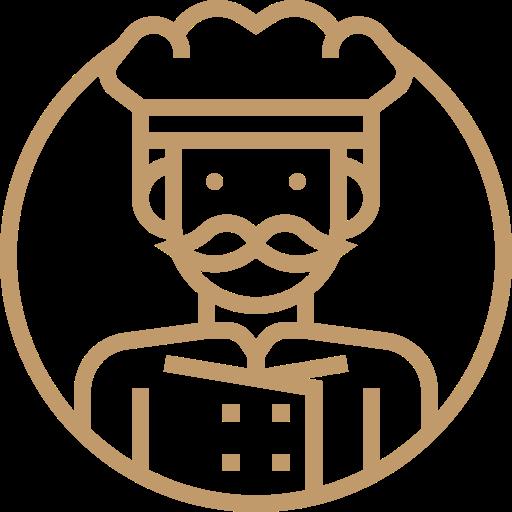 Icono cocinero